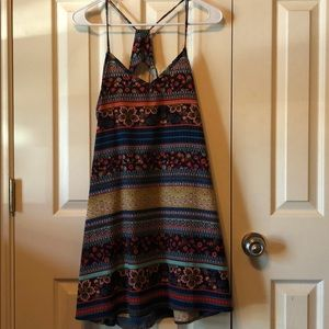 FULL TILT Multi colored sundress